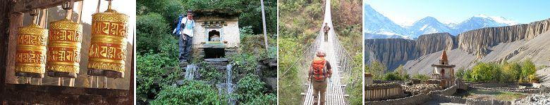 Trek autour du Monde : nepal