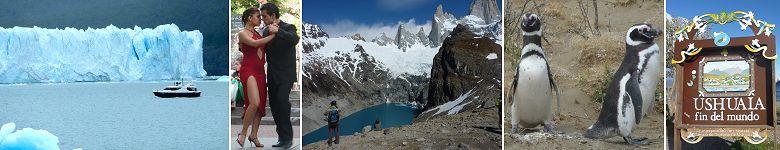 Trek autour du Monde : patagonie
