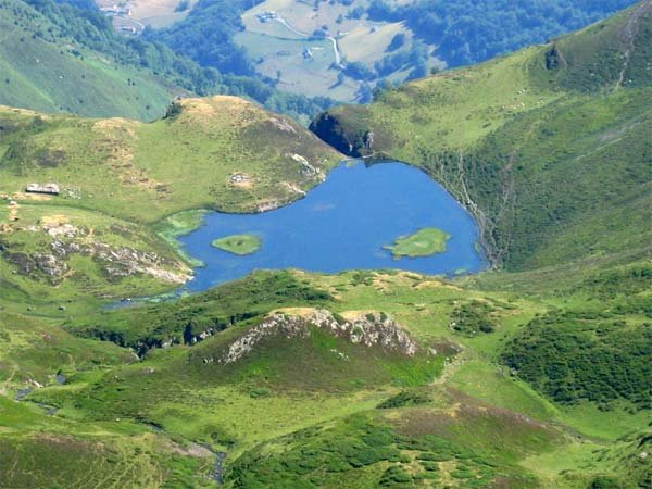 Lac d'Aygue Rouye