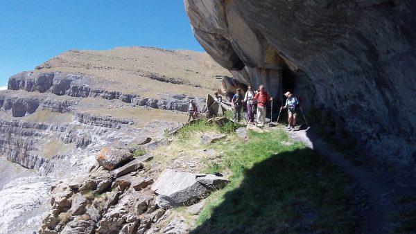 Tour du Mont Perdu par les fajas